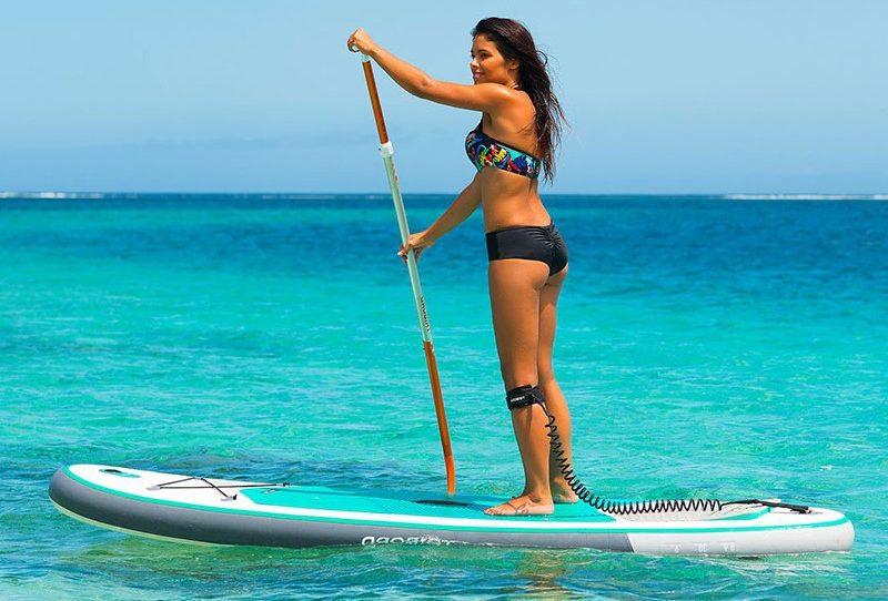 Stand up paddle : quelle planche doit choisir un amateur ?