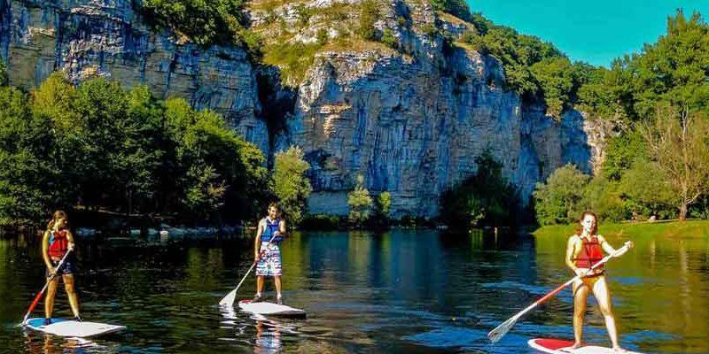 Quelles activités sportives pratiquer en Dordogne